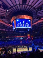 MSG-Knicks game