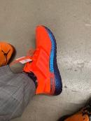 Kicks at the Adidas Store
