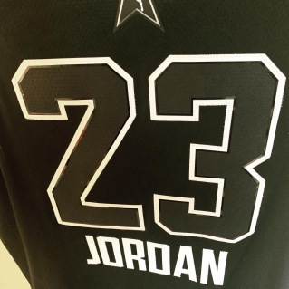 Jordan All-Star Jersey