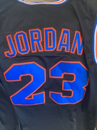 Jordan Space Jam Jersey