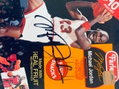 MJ's authentic Autograph-Streetzblog.com