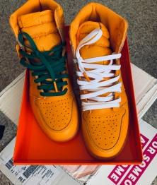 jordan Gatorades-Orange